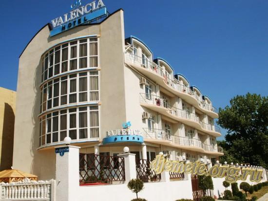 """Джемете отель """"Валенсия"""""""