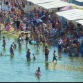 Анапа вторая половина июня Лечебный пляж